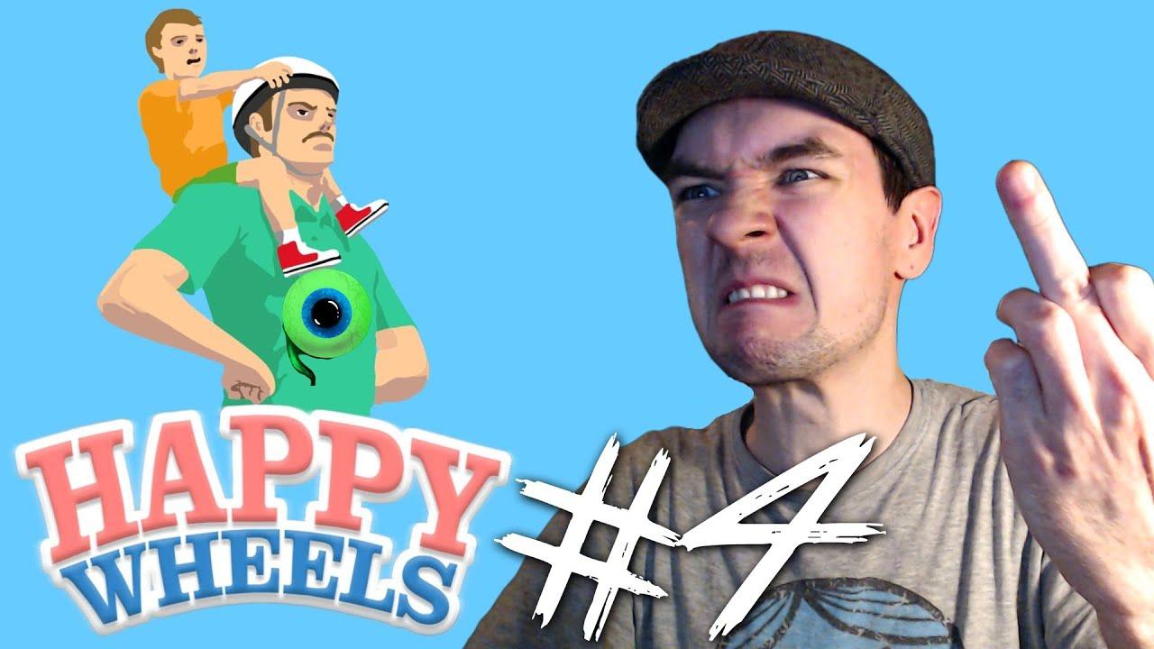 Happy wheels - Happy Wheels Part 4 Leave Billy Behind