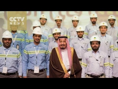 Saudi king opens US$35 billion worth mining hub to move beyond oil