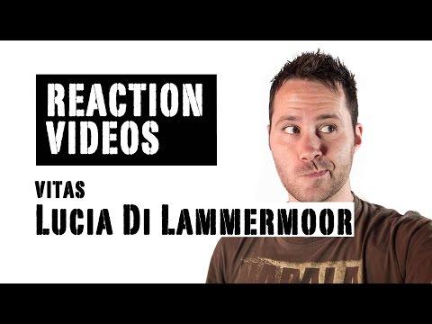 Vitas - Lucia Di Lammermoor | REACTION