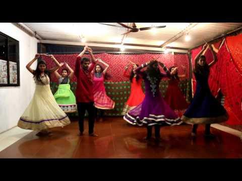Navratri Special  'Shubhaarambh & Nagada Sang Do'l Song   Garba & Dandiya Raas Rouser Dance Academy