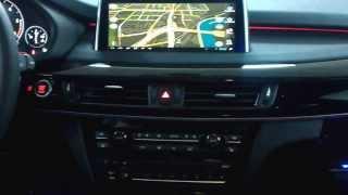 BMW X5 F15 навигация. пробки, интернет 4G, дооснащение MS900i