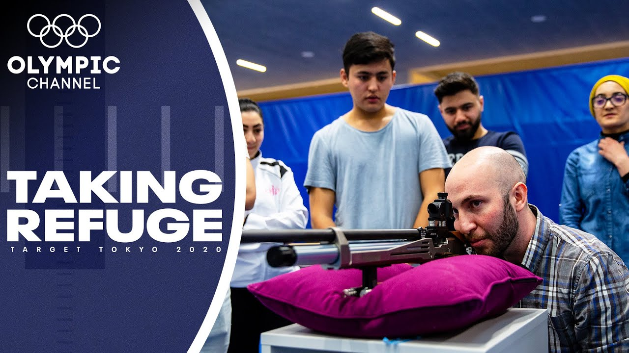 From Amateur to Olympian, the saga of the refugees aiming for Tokyo 2020 begins | Taking Refuge Ep.1