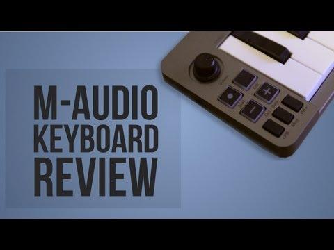 M-Audio Keystation Mini 32 Keyboard Review