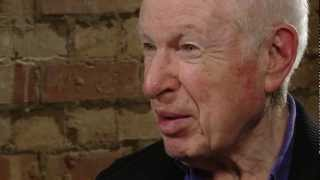An interview with theatre director Peter Brook