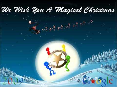Christmas greetings from googlewmv youtube christmas greetings from googlewmv m4hsunfo