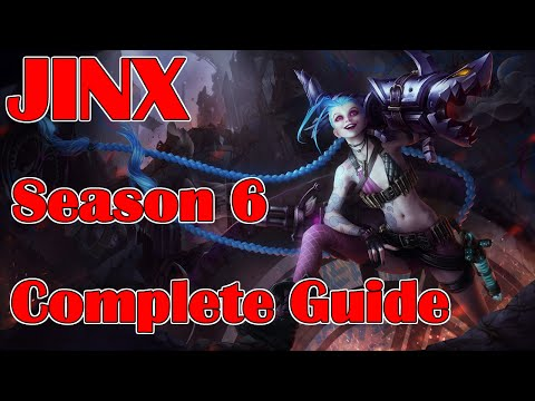 Jinx Guide Season 6
