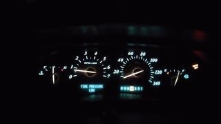 2003 Buick Park Avenue Ultra Supercharged  0-100 MPH!!