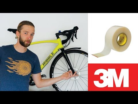 3M Helicopter Tape helitape Bike protection tape 8671hs MTB frame protection