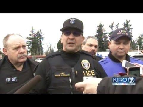 False Report Of Gunfire Sends Highline College Into Lockdown!