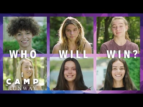 12 Models Compete In The No-Makeup Challenge | Camp Runway Part 1 | E!