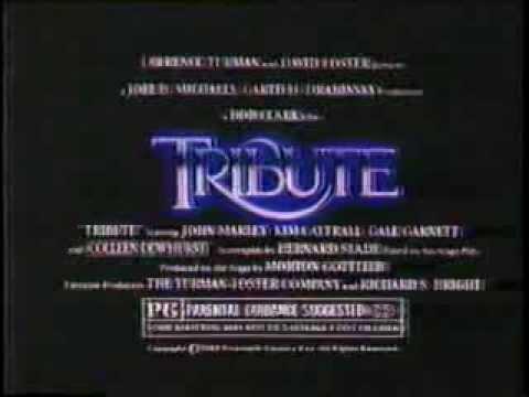 Tribute 1981 TV Spot