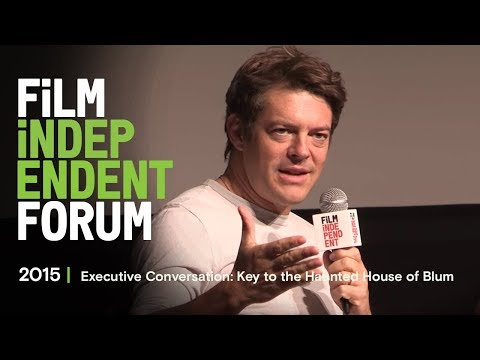 Film Independent Forum, Executive Conversation: The Key to the Haunted House of Blum