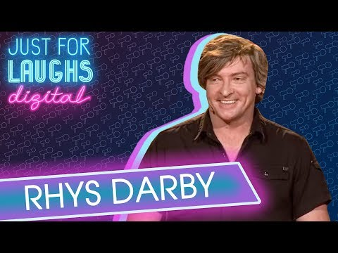 Rhys Darby Stand Up - 2011