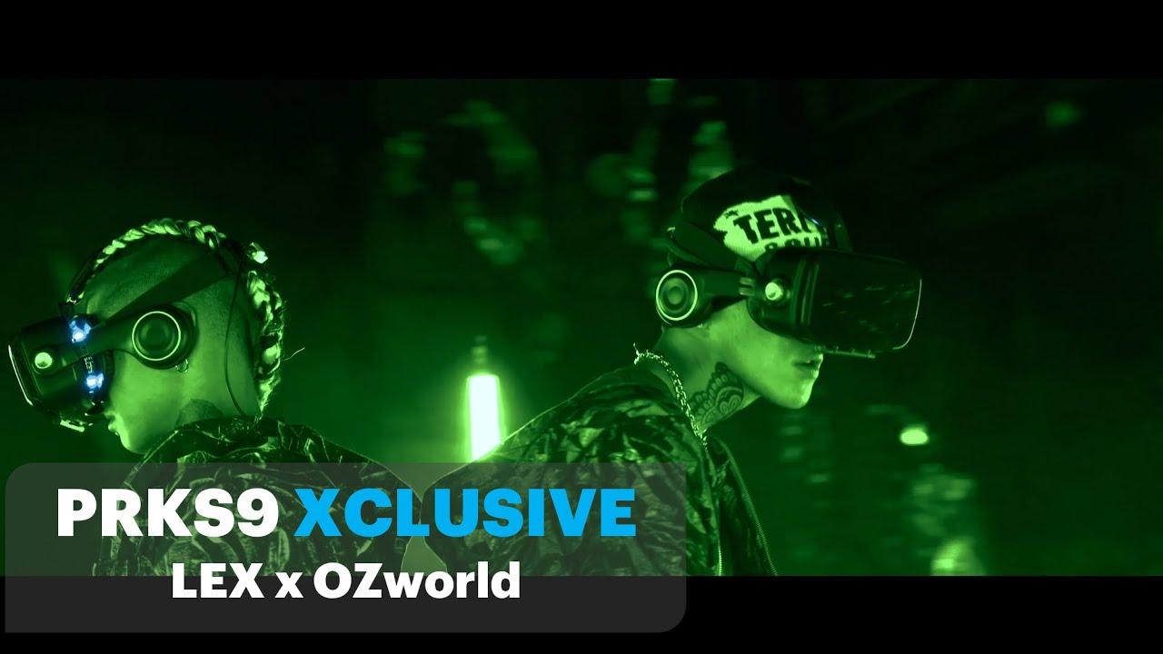 "NEW MV『LEX x OZworld ""NEVER LOSE""』公開!"