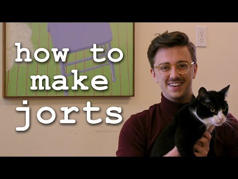 how to make jorts | bdg