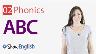 English Alphabet Sounds
