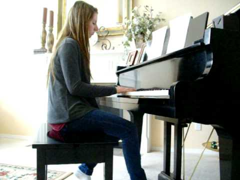 You Found Me By The Fray On Piano Youtube