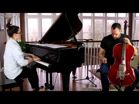 Ellie Goulding - Love Me Like You Do Cover (Cello/Piano) - Brooklyn Duo