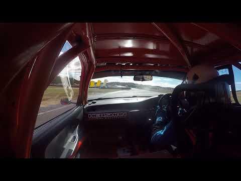 NSW State Champ Rn5 R3 - Wakefield Park -  Cox Motorsport Civic
