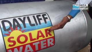 Dayliff Solar Water Heater - English Version