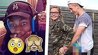WEIRDEST VIDEO ON YOUTUBE! (HelloItsAmie BALLOON CHALLENGE!)