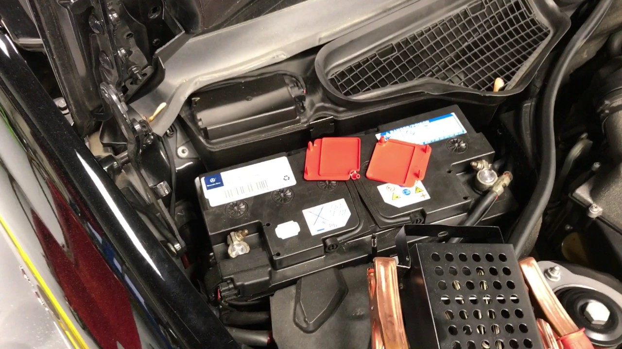 How to Fix Mercedes Start Error? Why my Mercedes Won't Start?  YouTube