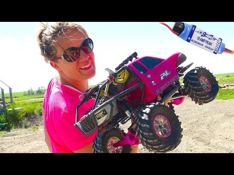 RC ADVENTURES - PiNKY gets a BEC: What the Heck Is A BEC? Do I need one?!