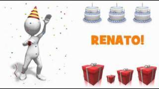 Video HAPPY BIRTHDAY RENATO! download MP3, 3GP, MP4, WEBM, AVI, FLV Agustus 2018