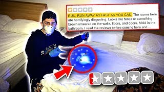 Download Staying at the WORST REVIEWED HOTEL in my City... **THEN THIS HAPPENED** Mp3 and Videos
