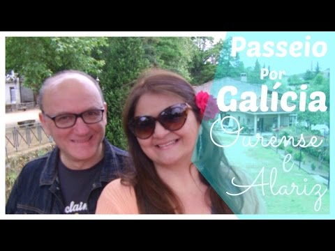 VLOG-UM PASSEIO PELAS CIDADES DE OURENSE E ALLARIZ-GALICIA-ESPANHA