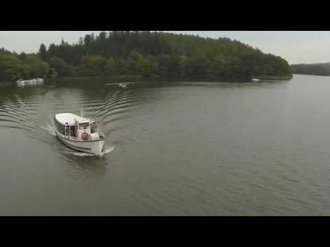 Tour the Silkeborg søerne