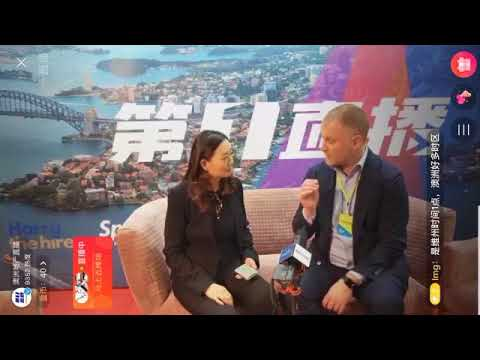 Paul Lowe, Lendlease Victoria Apartments Sales Director At Australian Property Expo