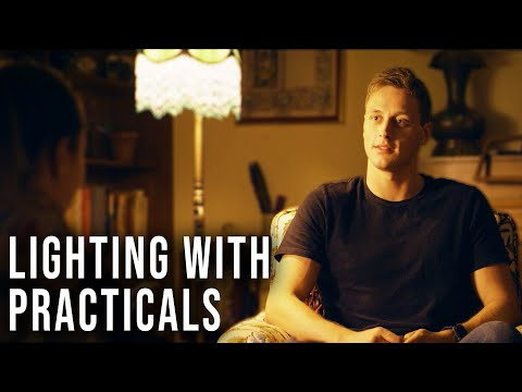 Lighting A Scene With One Lamp