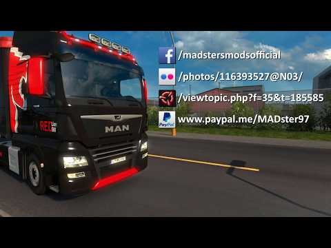 MAN TGX Euro6 v2 2 (v1 34 fix) - SCS Software