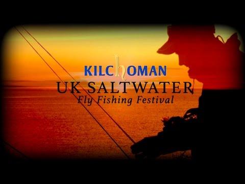 Part 1 - UK Saltwater Fly Fishing Festival 2016. The Festival.