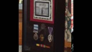 102-4 Kathy Peterson Gives Tips For Designing A Military Shadow Box On Scrapbook Soup