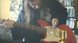 rage against the machine - fistful of steel - guitar cover - Full HD