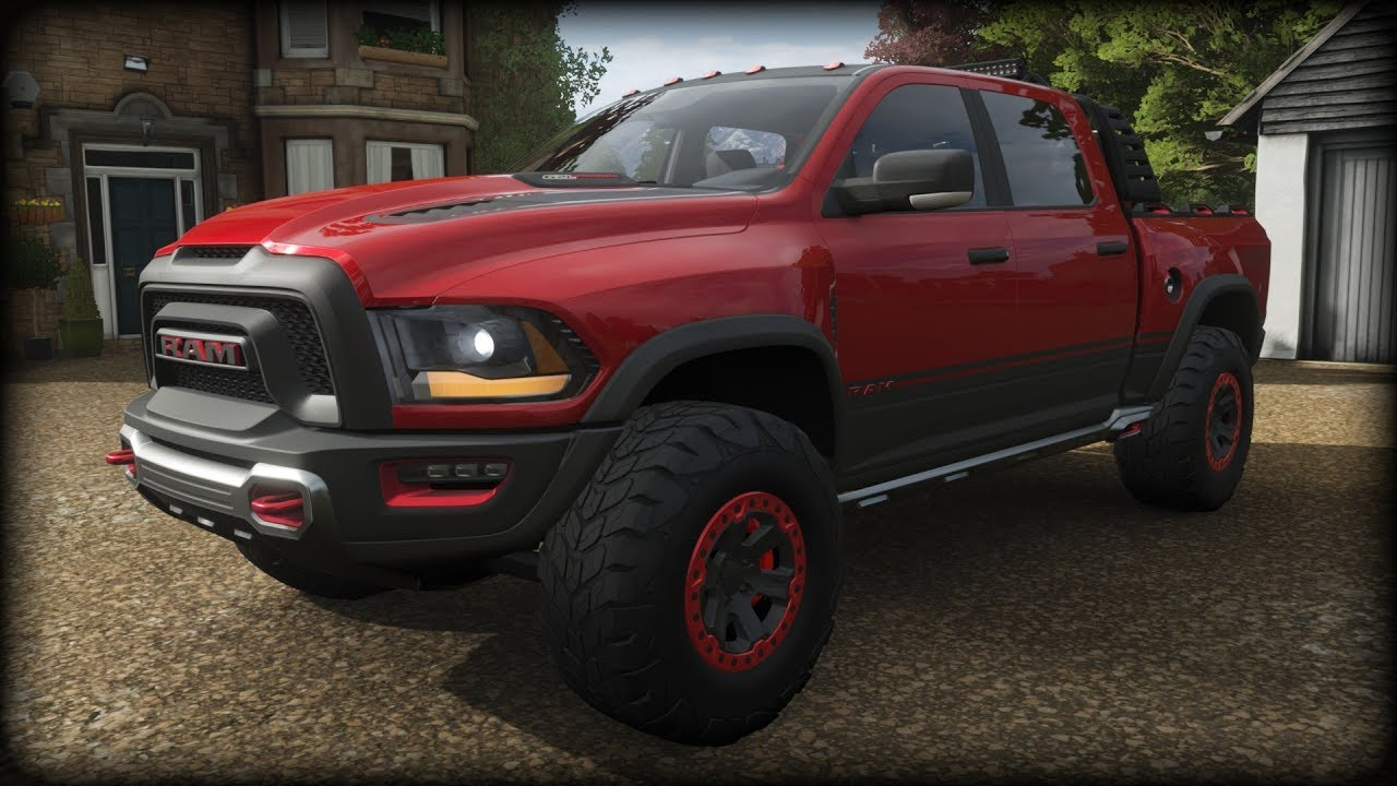 2017 Ram Rebel Trx Price >> Forza Horizon 4 - 2017 Ram Rebel TRX Concept - YouTube