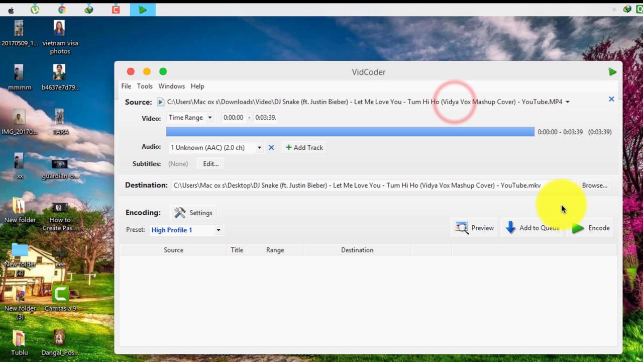 VidCoder 6.10 beta File 2020 Download Free Working