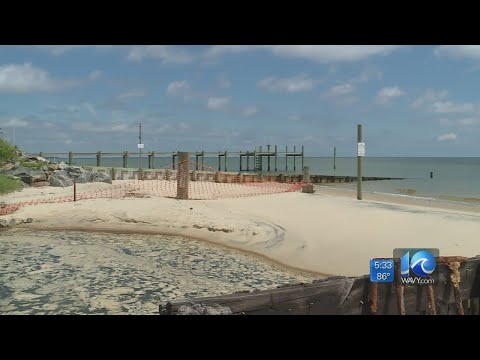 Tiny public beach causes huge problems for nearby property owners