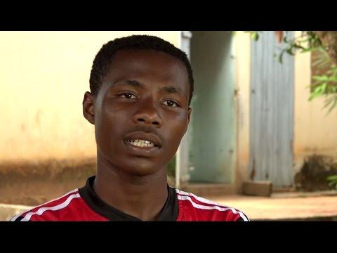 """""""Jetzt bin ich ein Global Citizen!"""" Arnold aus Togo über seinen Freiwilligendienst in Deutschland"""