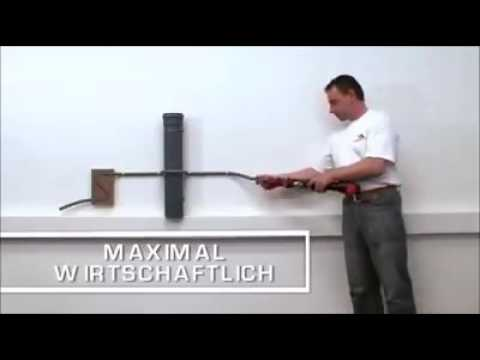 cable pulling device - YouTube