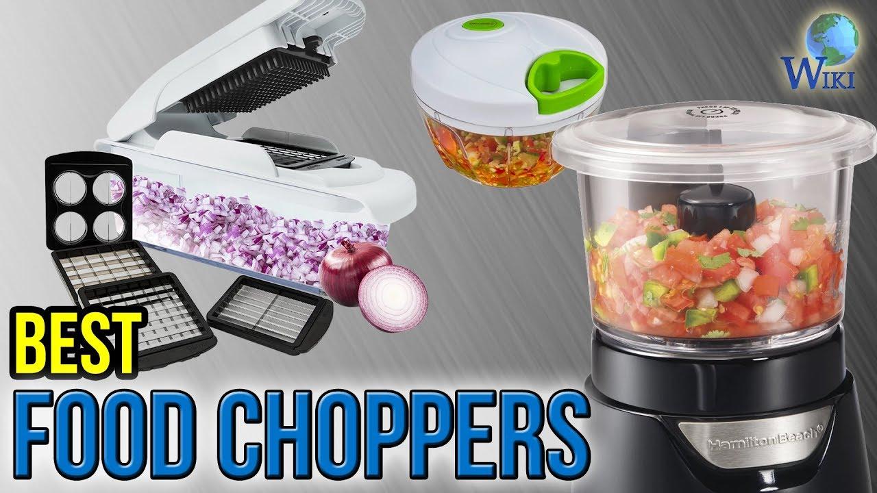 10 Best Food Choppers 2017