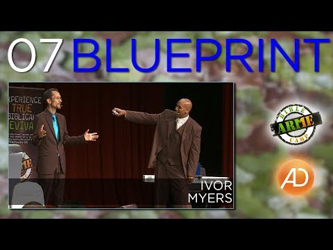 Ivor Myers, Blueprint, amazing discoveries