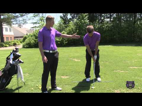 Bear Bogey Golfer Tip: Alignment Rod
