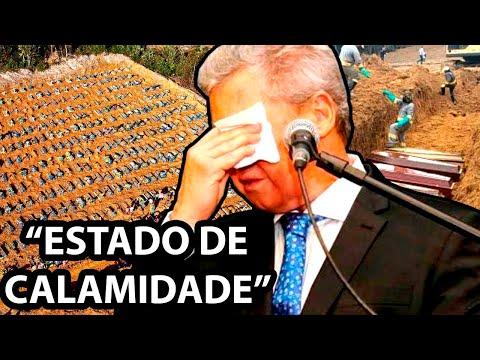 """Manaus Enterra Vítimas Do Coronavírus Em Valas Comuns; Prefeito Alerta Para """"estado De Calamidade"""""""