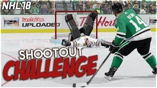 NHL 18 SHOOTOUT CHALLENGE #4