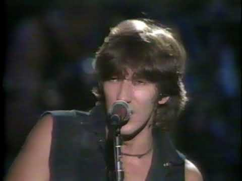 John Cafferty & The Beaver Brown Band MTV New Years Eve 1984