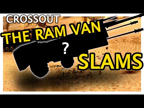 Crossout - Ram Build Slaps - Melee Madness - Crossout Gameplay  2020