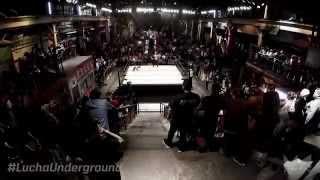 Previously on Lucha Underground: Episode 124 - Trios Championship